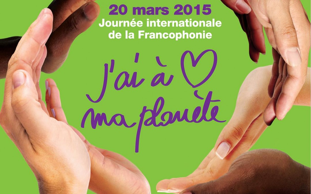 Journée internationale de la Francophonie – intervention